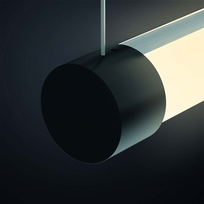 LED Linear XOOTUBE 38 - Icon s - Q-CAT Lighting b